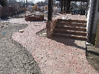 Paver Stone Project Photo