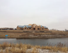 Custom Home in Kearney