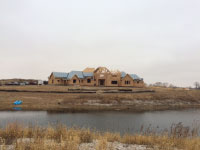 Custom Home in Kearney, Nebraska